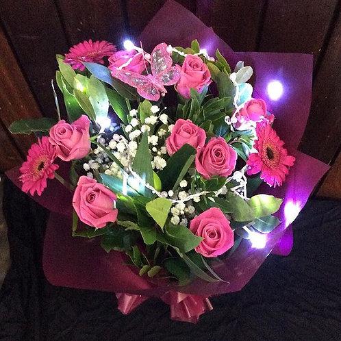 Fairy Light Bouquets