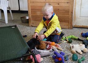 2021-03-13 Beagles Connor 3 Skye Buddy