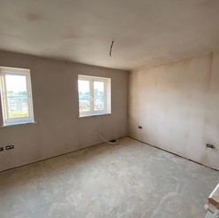 Plastering new builds in Cannock
