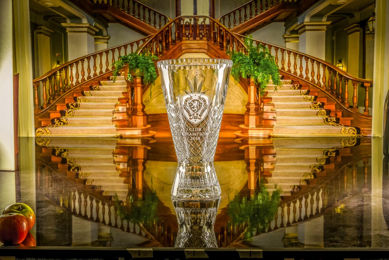 Majestic Crystal 2019 Brochure photos Glenesk vase