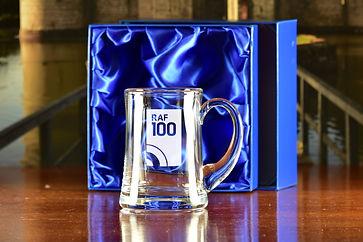 RAF100 Centenary Crystal