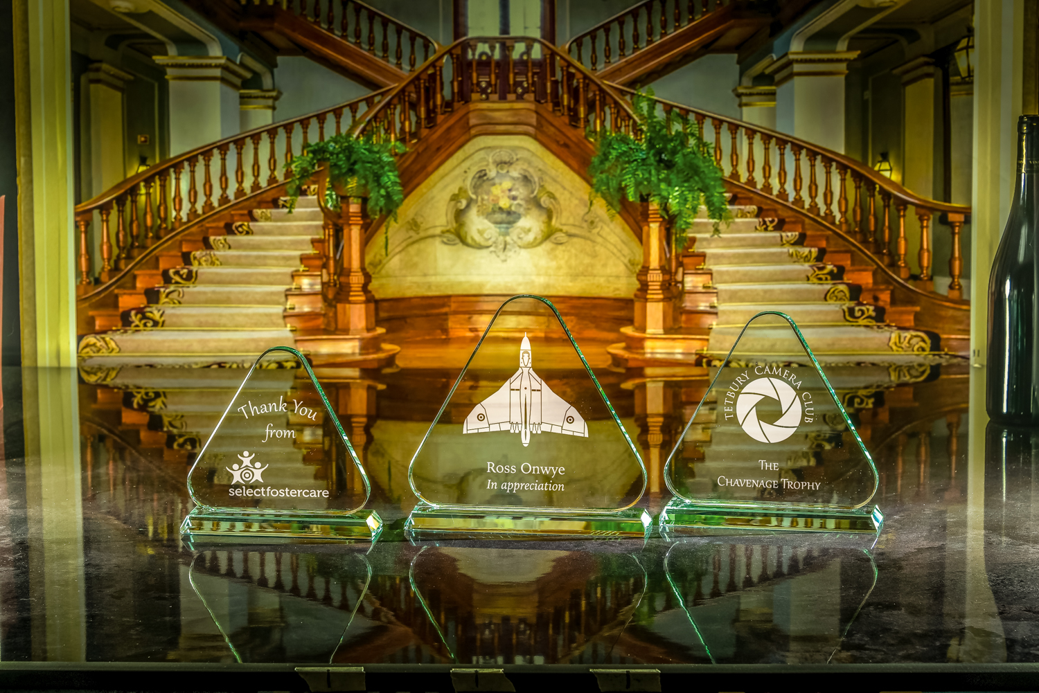 Majestic Crystal 2019 Brochure photos Pyramid Plaques