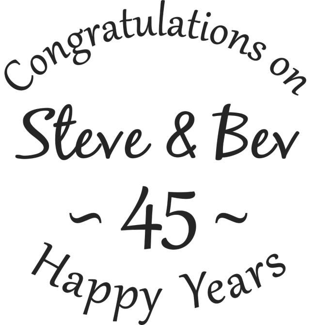 WordsNew 2017 Steve & Bev