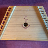 Zither from Belarus