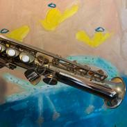 Yamaha Soprano Sax