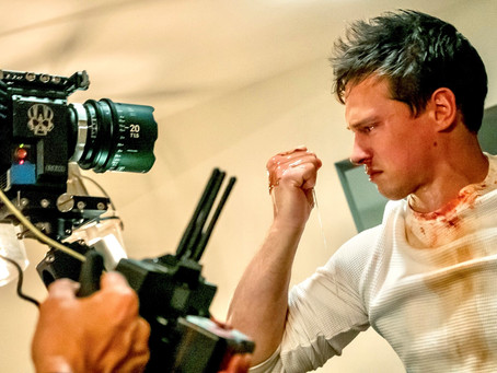 Production starts on feature film, The Fight Machine, from Hangar 18 Media