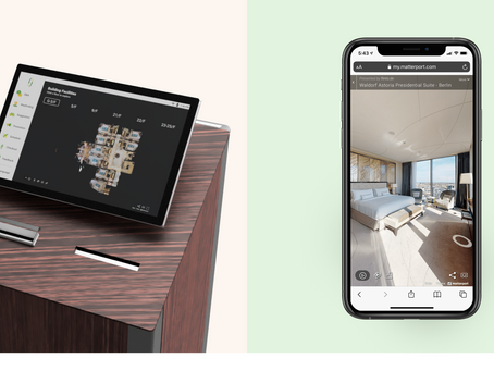 Showcase your hotel with Virtual Reality