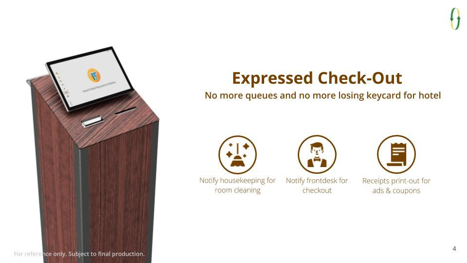 Expressed Check-Out