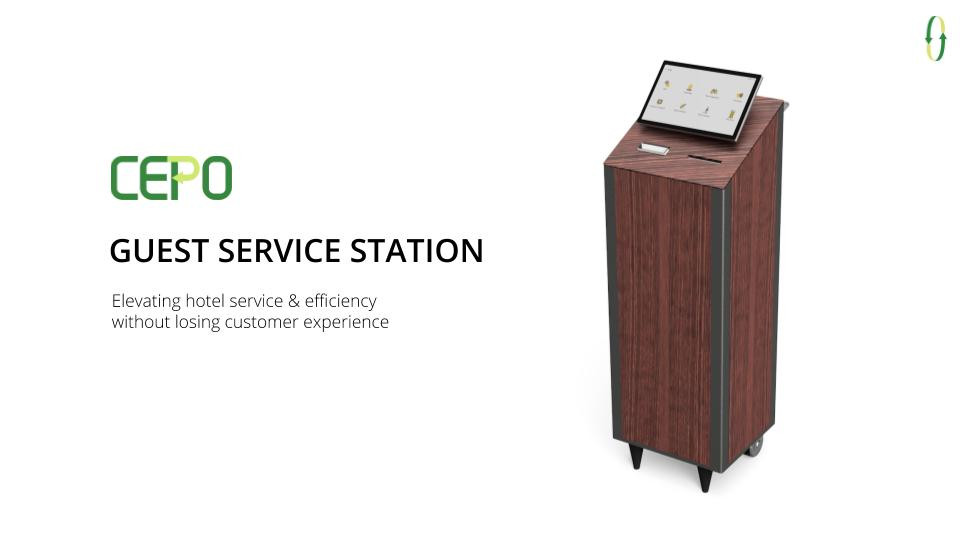 Guest Service Station