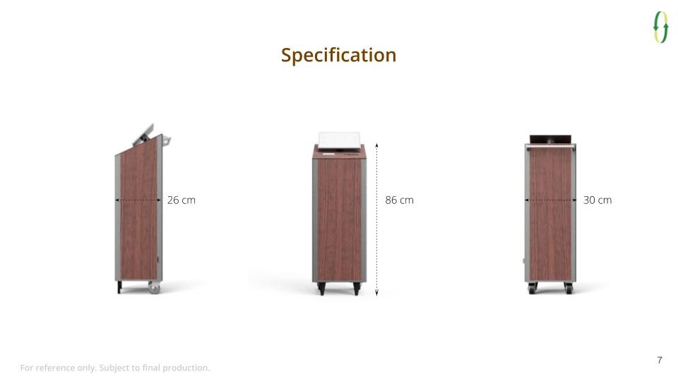Guest Service Station Specification