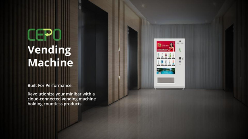 CEPO Vending Machine