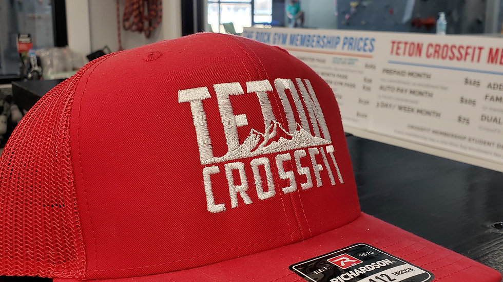 Teton CrossFit Trucker Hat
