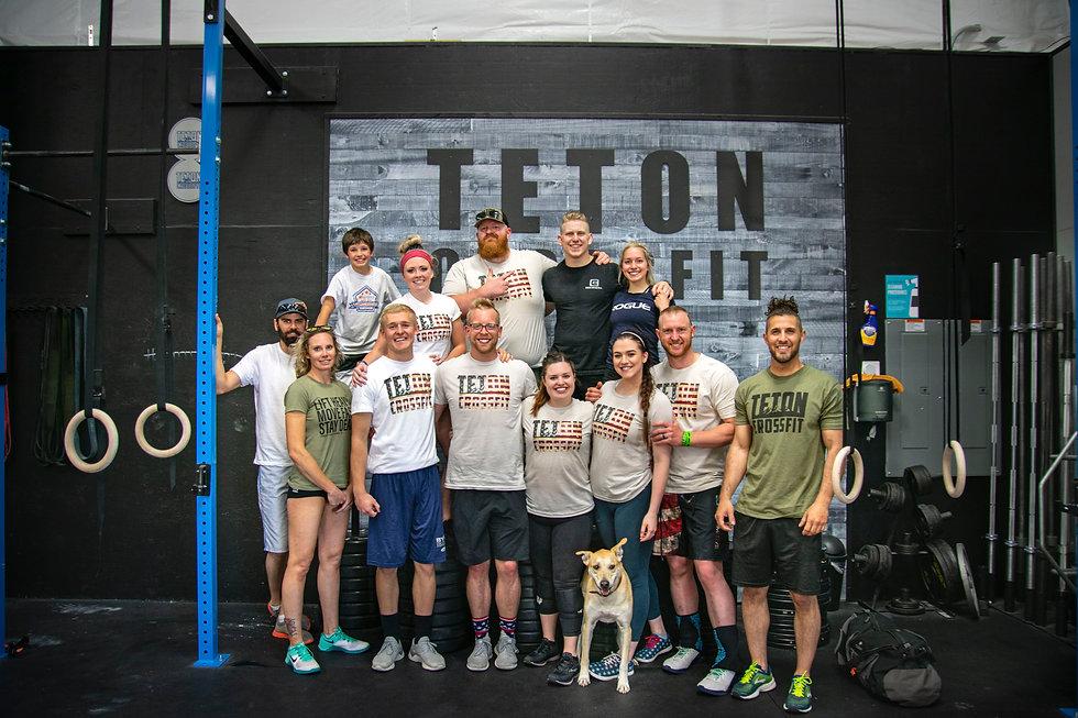 Teton CrossFit Rexburg