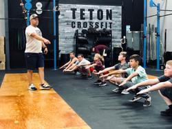Teton CrossFit Youth Classes