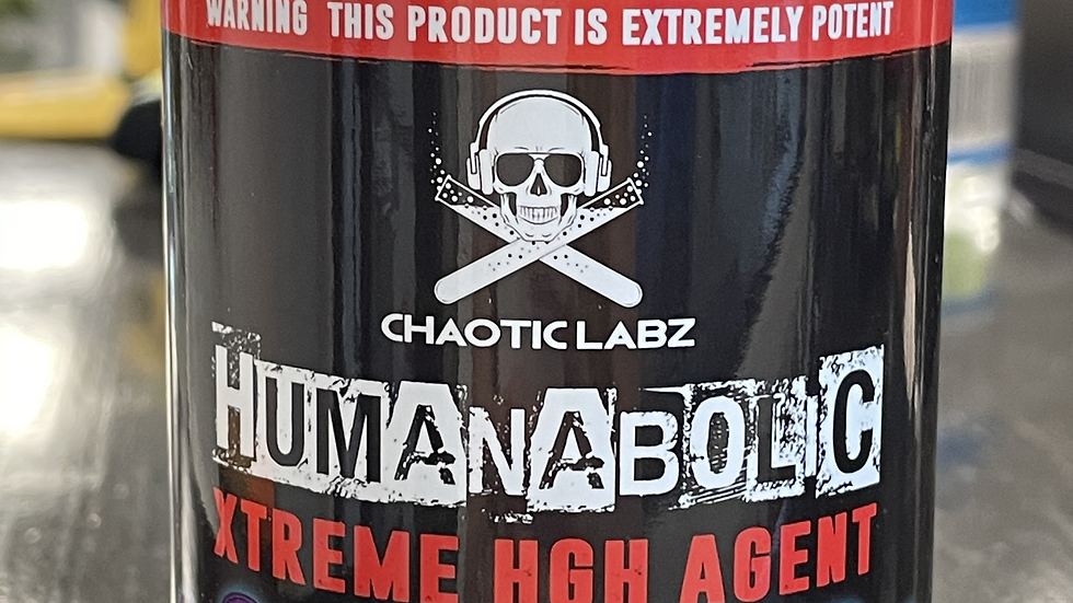 Chaotic Labz Humanabolic