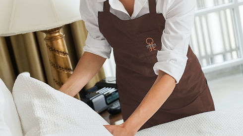 Orchid Housekeeping cleaners