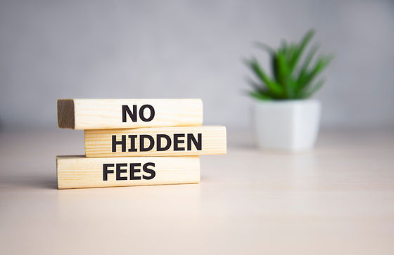 No hidden fees for orchid housekeeping, cleaning services