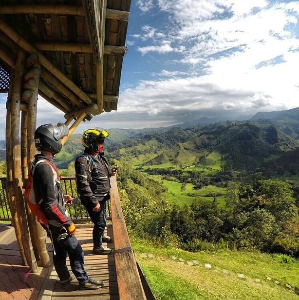 Exploring Colombia Coffee Plantations