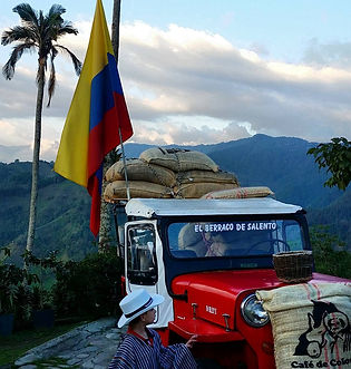 International Colombia Motorcycle Tours