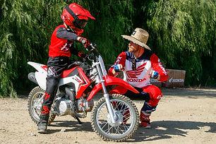 MSF-DirtBike-School-Review-Honda-Rider-E