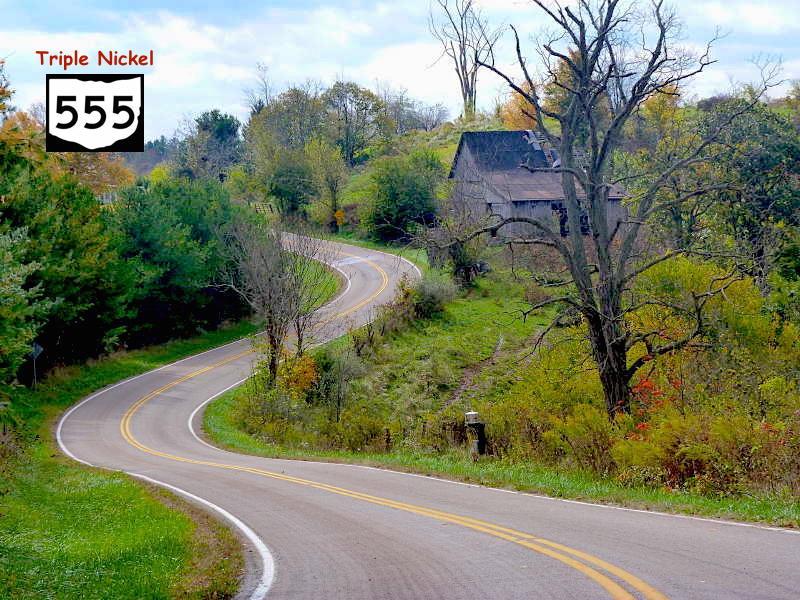 Ohio Route 555