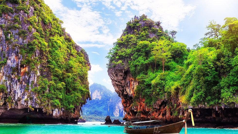 Northern Thailand  Journey