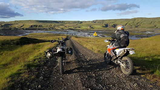 Motorcycle Tours In Iceland