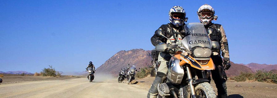 Charley Boorman Motorcycle Tours Africa