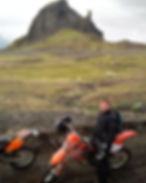 International Motorcycle Tours In Iceland