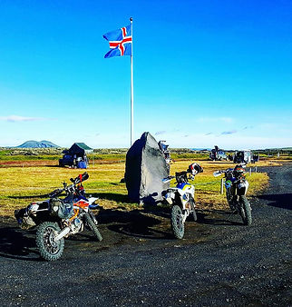 Iceland Motorcycle Tours