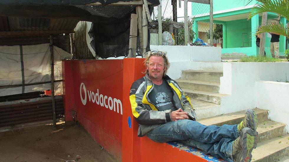 Charley Boorman's Victoria Falls Journey