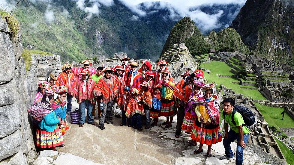 Machu Picchu Journey
