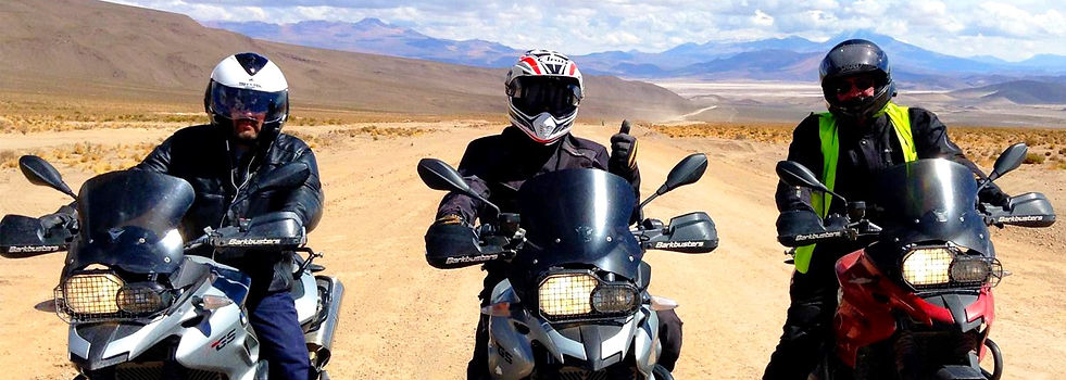 Africa Motorcycle Tours