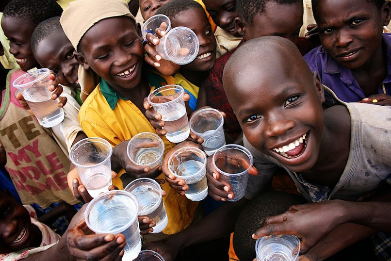 You Can Bring Clean Water To Those Who Don't Have It