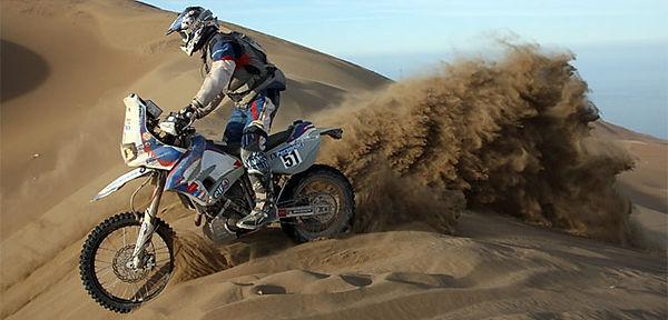 Simon Pavey Motorcycle Tours Australia