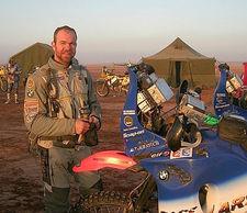 Australia Motorcycle Tours with Simon Pavey