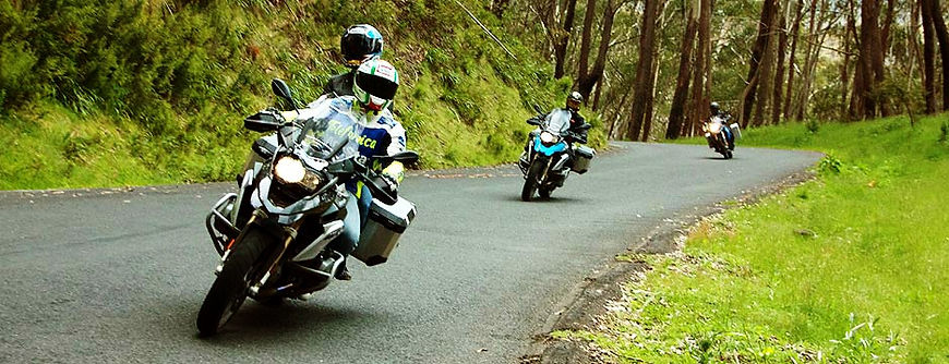 Charley Boorman Motorcycle Tours Australia