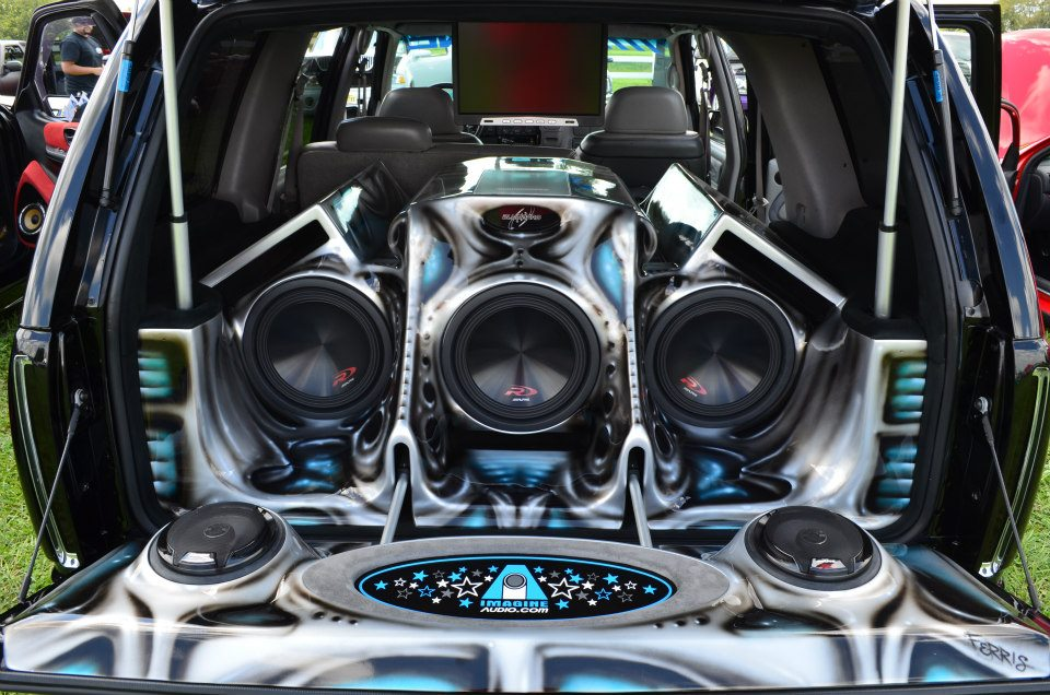 Custom_SUV_System