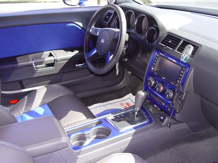 Custom _Interior_Challenger