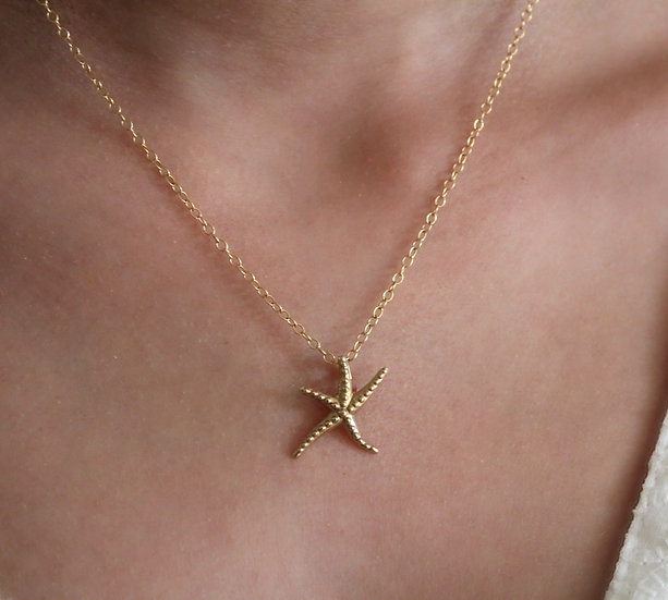 RIO NECKLACE || gold filled