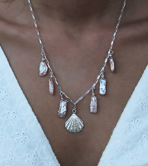 QUEEN NECKLACE || silver 925