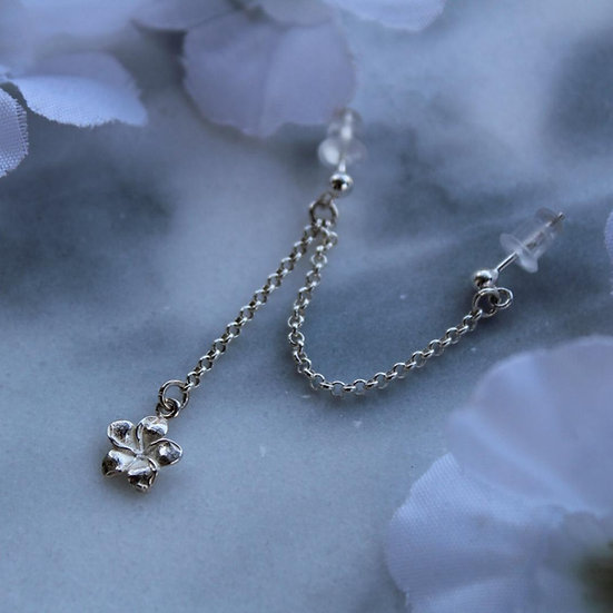 EMBER EARRINGS || silver 925