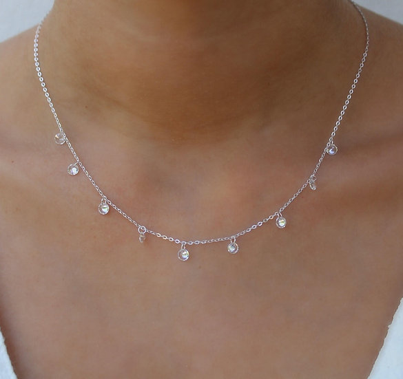 LUCY NECKLACE || silver 925