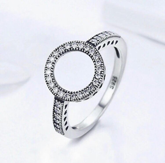 LILY RING || silver 925
