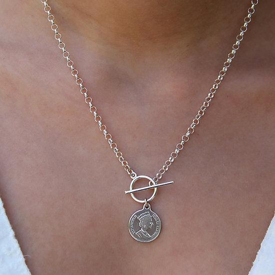 ARYA NECKLACE    silver 925