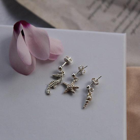 JENNY EARRINGS    silver 925