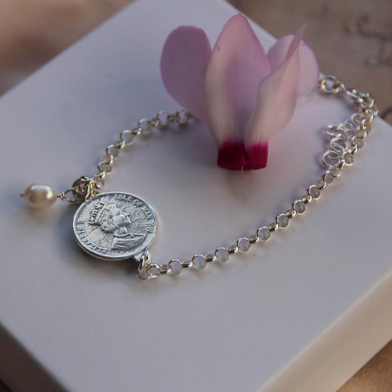 AUDREY BRACELET || silver 925