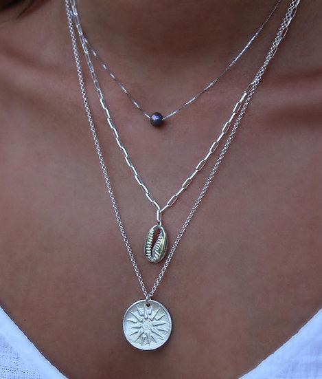 KRABI NECKLACE || silver 925