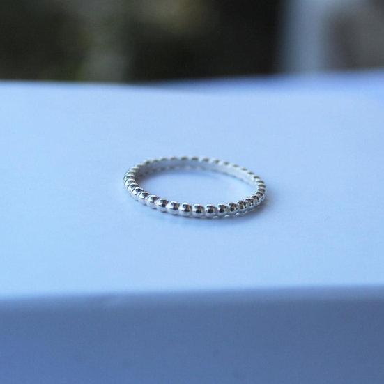 JADE RING || silver 925