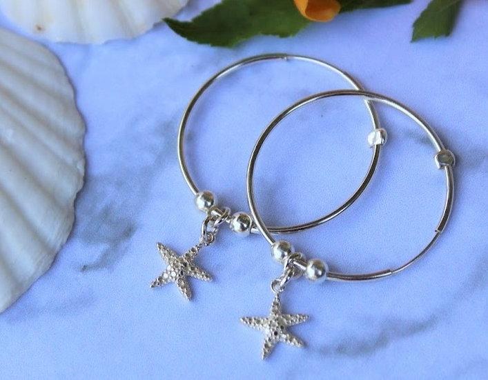 PANAY EARRINGS || silver 925